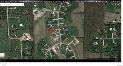 Bruce Twp Residential Lots & Land For Sale: 69595 Wildflower Lane
