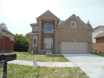 Sterling Heights Single Family Home For Sale: 38405 San Vallaluce