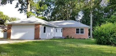 Troy Single Family Home For Sale: 616 E Wattles