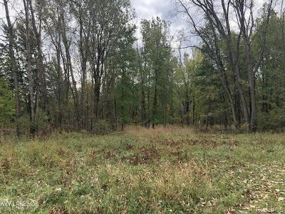 Macomb Twp Residential Lots & Land For Sale: 23834 Hagen