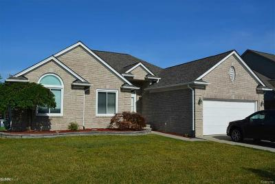 Macomb Twp Single Family Home For Sale: 50685 Shenandoah