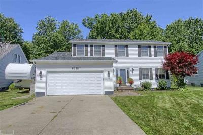East China Twp Single Family Home For Sale: 6010 Urban