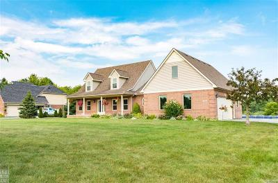 Bruce Twp Single Family Home For Sale: 74822 Gould Rd