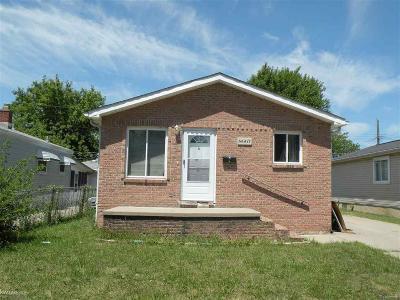 Warren Single Family Home For Sale: 8667 Lozier
