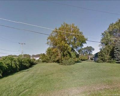 Sterling Heights Residential Lots & Land For Sale: 35425 Hayes