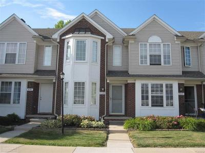 New Baltimore Condo/Townhouse For Sale: 35065 Windsor