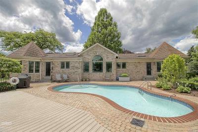 Harrison Twp Single Family Home For Sale: 29623 N Seaway Ct.