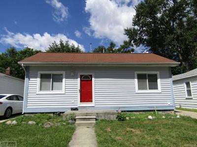 Ferndale Single Family Home For Sale: 1921 Pilgrim St.