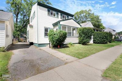 Ferndale Single Family Home For Sale: 455 E Lewiston Ave