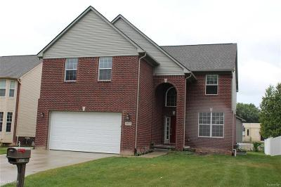 Troy Single Family Home For Sale: 5977 Niles