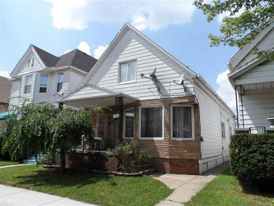 Hamtramck Single Family Home For Sale: 2629 Edwin Street