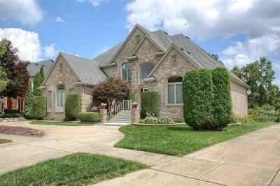 Shelby Twp Single Family Home For Sale: 53682 Cherrywood Dr