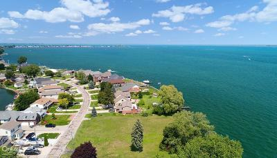 Harrison Twp Residential Lots & Land For Sale: 37470 Lakeshore