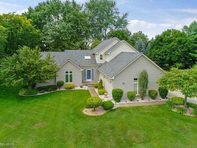 Washington Twp Single Family Home For Sale: 68343 Winchester Ct