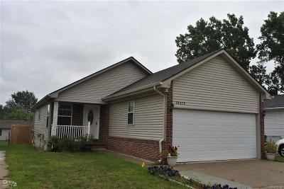 Shelby Twp, Utica, Sterling Heights, Clinton Twp Single Family Home For Sale: 34372 Marino