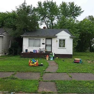 Detroit Single Family Home For Sale: 10 Unit Tacoma Bulk Package 3