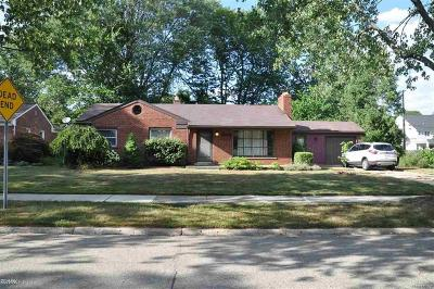 Birmingham Single Family Home For Sale: 1799 Pembroke Court