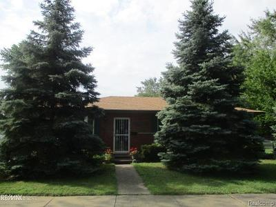 Shelby Twp, Utica, Sterling Heights, Clinton Twp Single Family Home For Sale: 21210 Fleetwood