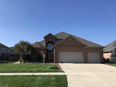 Macomb Twp Single Family Home For Sale: 50151 Ashperton Dr