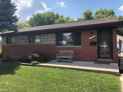 Shelby Twp, Utica, Sterling Heights Single Family Home For Sale: 11174 Lesure