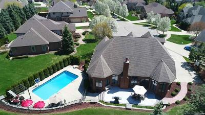 Macomb County Single Family Home For Sale: 5910 Lakepointe Court