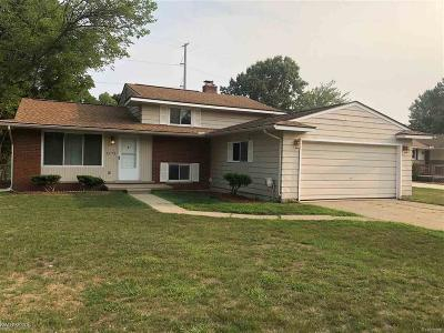 Oakland County Single Family Home For Sale: 2175 Hempstead Rd