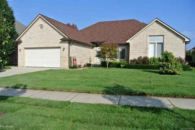 Macomb Twp Single Family Home For Sale: 51608 Battanwood