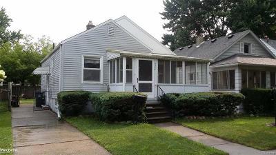 Ferndale Single Family Home For Sale: 524 Camden Street