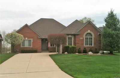Washington Twp Single Family Home For Sale: 59604 Glacier Club Dr #904
