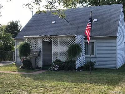 Harrison Twp Single Family Home For Sale: 34325 Munsie