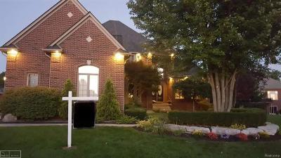 Washington Twp Single Family Home For Sale: 7337 Acadia Ct