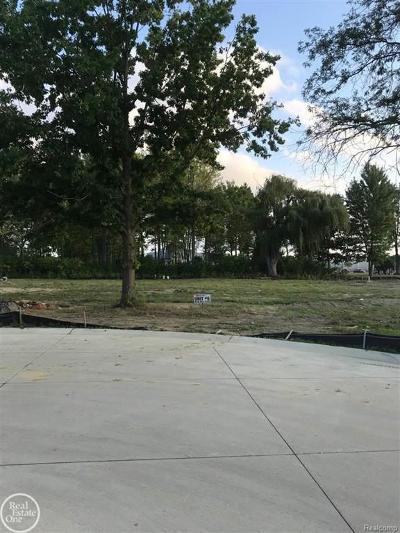Sterling Heights Residential Lots & Land For Sale: 3970 Lisa Marie