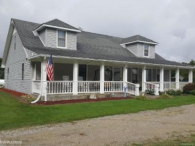 Washington Twp Single Family Home For Sale: 3655 Walker
