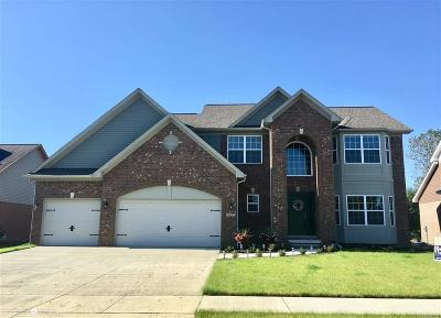 Brownstown, Brownstown Twp Single Family Home For Sale: 26127 Timber Creek Blvd