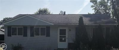 Brandon Twp Single Family Home For Sale: 1671 Zarieda