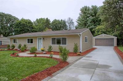 Bloomfield Twp Single Family Home For Sale: 145 Highland