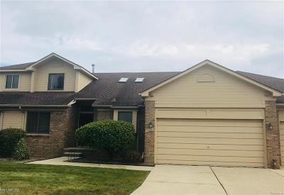 Macomb Twp Condo/Townhouse For Sale: 15320 Windmill Dr
