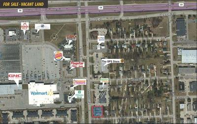 Sterling Heights Residential Lots & Land For Sale: Mound