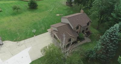 Macomb Twp Single Family Home For Sale: 55700 North Ave