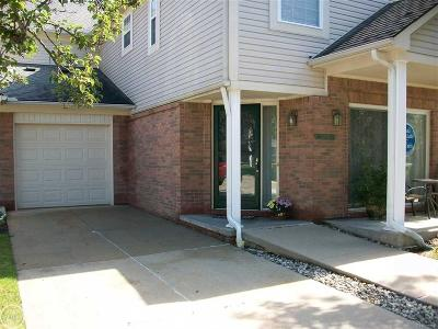 Macomb Twp Condo/Townhouse For Sale: 21079 Cooper Dr