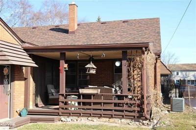 Fraser Single Family Home For Sale: 16710 College Blvd
