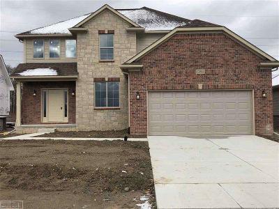 Washington Twp Single Family Home For Sale: 71456 Julius Drive #Lot 12