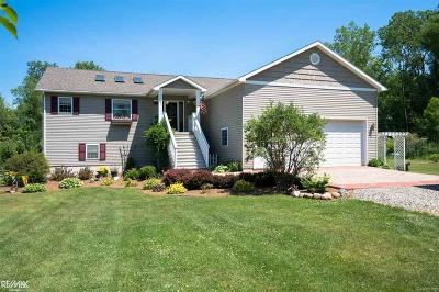 Lake Orion, Orion Twp, Orion Single Family Home For Sale: 4087 Silver Valley Dr