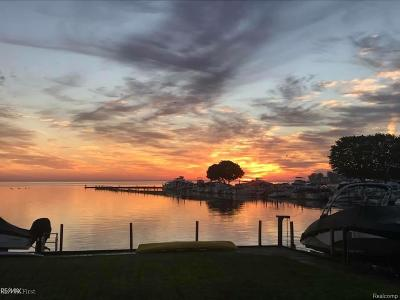 Harrison Twp Residential Lots & Land For Sale: 41090 Conger Bay