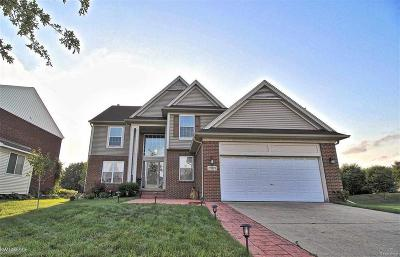 Warren Single Family Home For Sale: 29179 Trailwood Dr