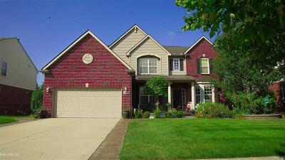 Sterling Heights Single Family Home For Sale: 14253 Elmhurst