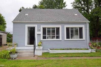 Warren Single Family Home For Sale: 3282 Alvina