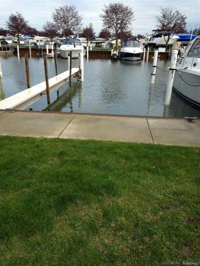 Harrison Twp Residential Lots & Land For Sale: 181 Joss Wharf