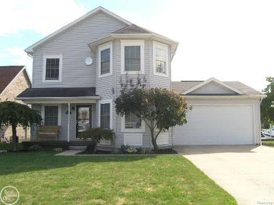 Harrison Twp Single Family Home For Sale: 30376 Manse St