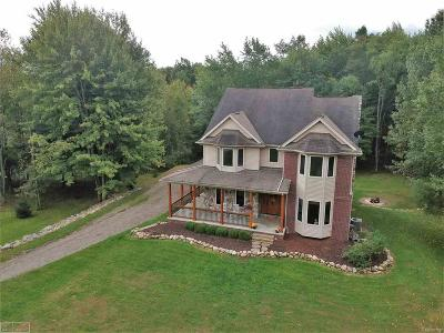 Addison Twp Single Family Home For Sale: 890 Garland